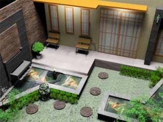20 Gambar Desain Taman Rumah Minimalis Terbaru 2014